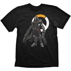 Футболка Overwatch - Reaper Logo