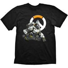Футболка Overwatch - Gorilla Winston Logo