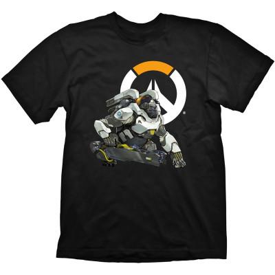 Футболка Gaya Overwatch - Gorilla Winston Logo