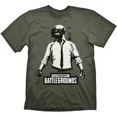 Футболка Playerunknown's Battlegrounds - Stencil Guy