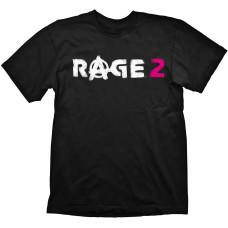 Футболка RAGE 2 - Logo