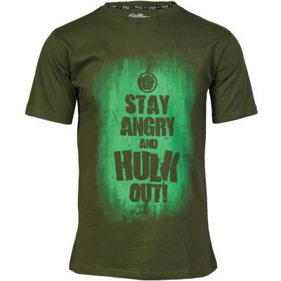 Футболка Good Loot Marvel AVAS - Hulk Slogan