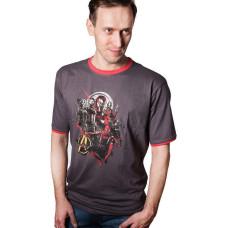Футболка Avengers: Infinity War - Heroes