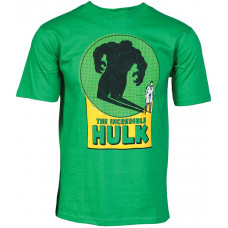 Футболка The Incredible Hulk - Hulk
