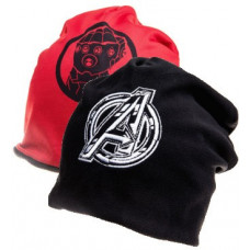 Шапка Avengers: Infinity War - Logo / The Infinity Gauntlet