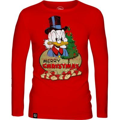 Лонгслив Good Loot DuckTales - Scrooge McDuck X-mas