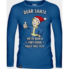 Лонгслив Fallout - Dear Santa