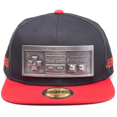 Бейсболка Difuzed NES Controller (Metal Plate) SB097564NTN