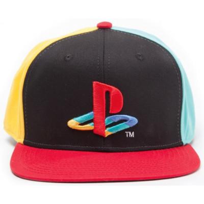 Бейсболка Difuzed PlayStation (Original Logo Colors) SB111204SNY