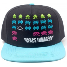 Бейсболка Space Invaders (Formation)