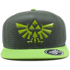 Бейсболка The Legend Of Zelda - Hyrule Crest Logo (Green)