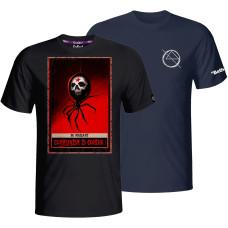 Набор футболок Fallout - Propaganda + Prey Logo