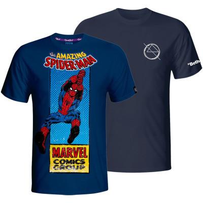 Набор футболок Good Loot Spider-Man - Spider-Man Comics + Prey Logo