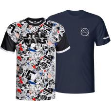 Набор футболок Star Wars - Star Wars Comics + Prey Logo