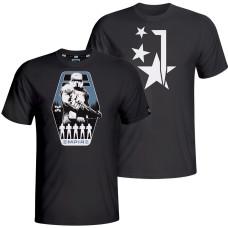Набор футболок Star Wars - Empire + The Evil Within 2 - Mobius Logo