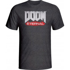 Футболка DOOM: Eternal - Logo (GL)