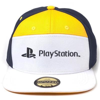 Бейсболка Difuzed PlayStation - 7 Panels BA274066SNY