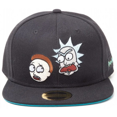 Бейсболка Difuzed Rick & Morty - Characters Head SB081219RMT