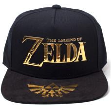 Бейсболка The Legend Of Zelda - Gold Logo