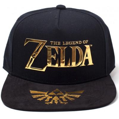 Бейсболка Difuzed The Legend of Zelda - Gold Logo SB446611ZEL