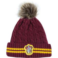 Шапка с помпоном Harry Potter - Gryffindor