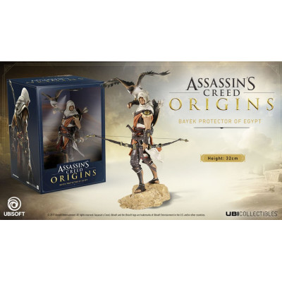 Фигурка Assassin's Creed: Origins - Bayek Protector Of Egypt (32 см)