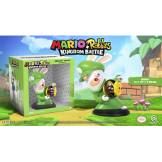 Фигурка Mario + Rabbids: Kingdom Battle - Rabbid Luigi (16,5 см)