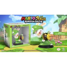 Фигурка Mario + Rabbids: Kingdom Battle - Rabbid Luigi (16,5 см)