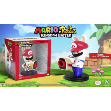 Фигурка Mario + Rabbids: Kingdom Battle - Rabbid Mario (16,5 см)