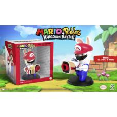 Фигурка Mario + Rabbids: Kingdom Battle - Rabbid Mario (16,5 см)