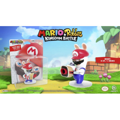 Фигурка Mario + Rabbids: Kingdom Battle - Rabbid Mario (8 см)
