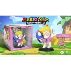Фигурка Mario + Rabbids: Kingdom Battle - Rabbid Peach (16,5 см)