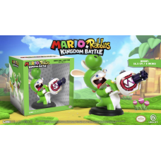 Фигурка Mario + Rabbids: Kingdom Battle - Rabbid Yoshi (16,5 см)