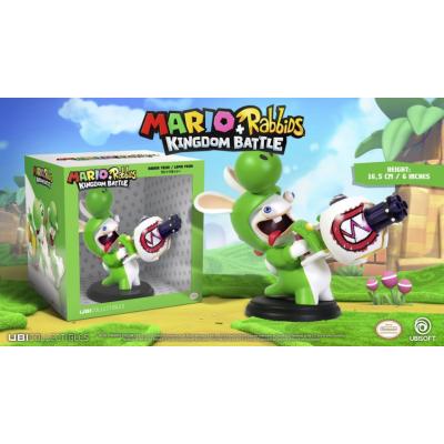 Фигурка Mario + Rabbids: Kingdom Battle - Rabbid Yoshi (16,5 см)