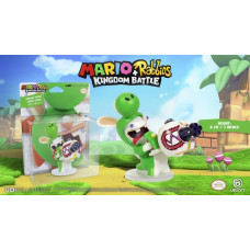 Фигурка Mario + Rabbids: Kingdom Battle - Rabbid Yoshi (8 см)