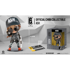 Фигурка Tom Clancy's Rainbow Six: Siege - Six collection - Ash (10 см)