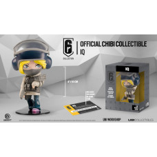 Фигурка Tom Clancy's Rainbow Six: Siege - Six collection – IQ (10 см)