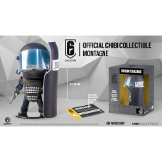 Фигурка Tom Clancy's Rainbow Six: Siege - Six collection – Montagne (10 см)