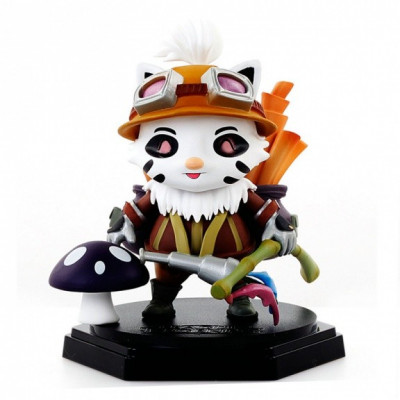 Фигурка League of Legends - The Swift Scout Badger Teemo (14 см)