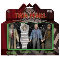 Набор фигурок Twin Peaks (4 шт) (9.5 см)