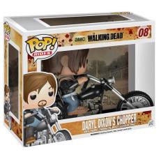 Фигурка The Walking Dead - POP! Rides - Daryl Dixon's Chopper (9.5 см)