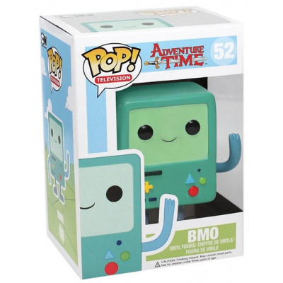 Фигурка Adventure Time - POP! TV - BMO (9.5 см)