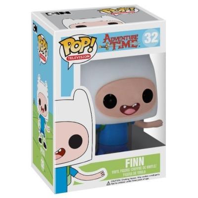 Фигурка Adventure Time - POP! TV - Finn (9.5 см)