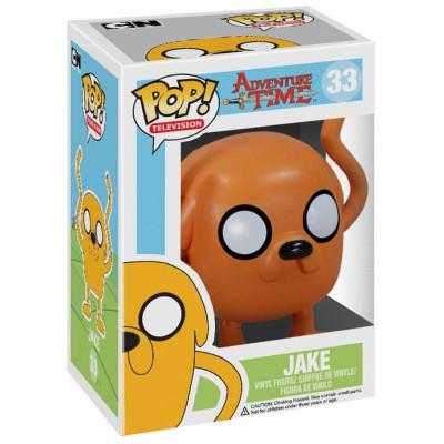 Фигурка Adventure Time - POP! TV - Jake (9.5 см)