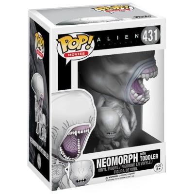 Фигурка Alien: Covenant - POP! Movies - Neomorph w/ Toddler (9.5 см)