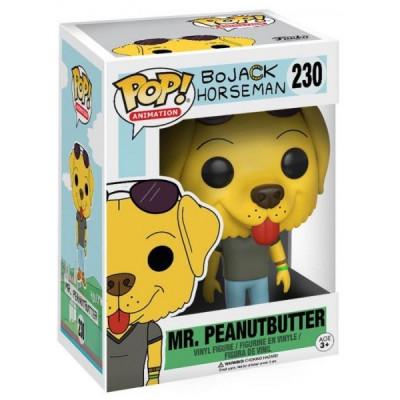 Фигурка BoJack Horseman - POP! Animation - Mr Peanutbutter (9.5 см)