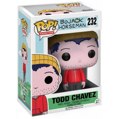Фигурка BoJack Horseman - POP! Animation - Todd Chavez (9.5 см)