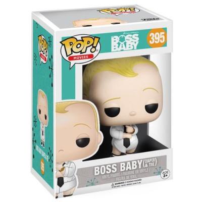 Фигурка Boss Baby - POP! Movies - Baby (Diaper & Tie) (9.5 см)