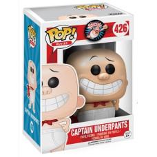 Фигурка Captain Underpants - POP! Movies - Captain Underpants (9.5 см)