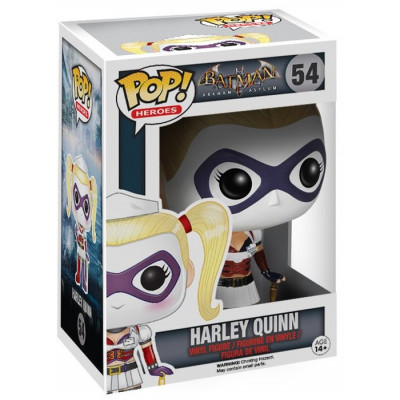 Фигурка Batman: Arkham Asylum - POP! Heroes - Nurse Harley Quinn (9.5 см)
